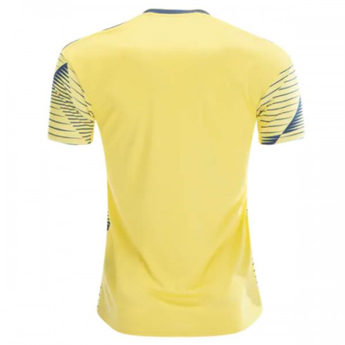 Colombia Home Soccer Jersey 2019