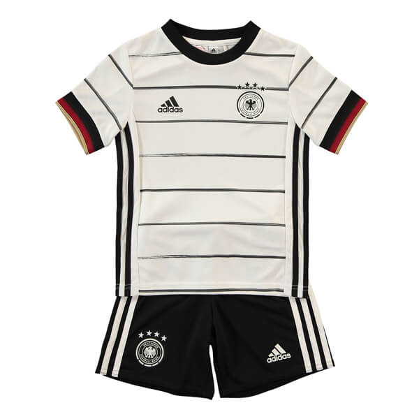 Germany Home Euro 2020 Kids Football Kit
