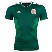 Mexico 2018 World Cup Home Football Shirt
