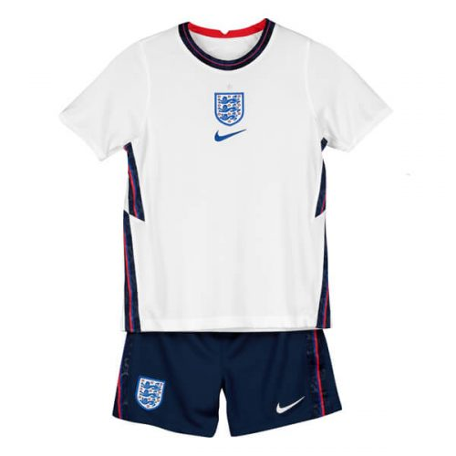 England Home Kids Football Kit 20 21