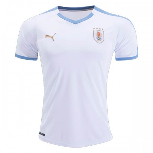 Uruguay Away Football Shirt 19 20