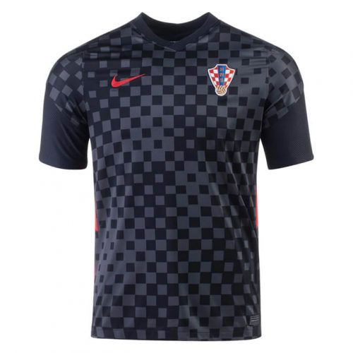 Croatia Away Football Shirt 20 21