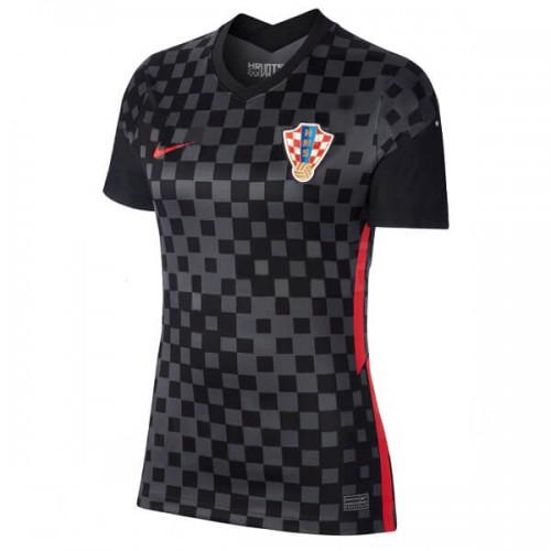 Croatia Away Football Shirt 2020