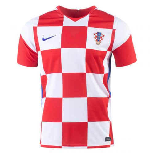 Croatia Home Football Shirt 20 21