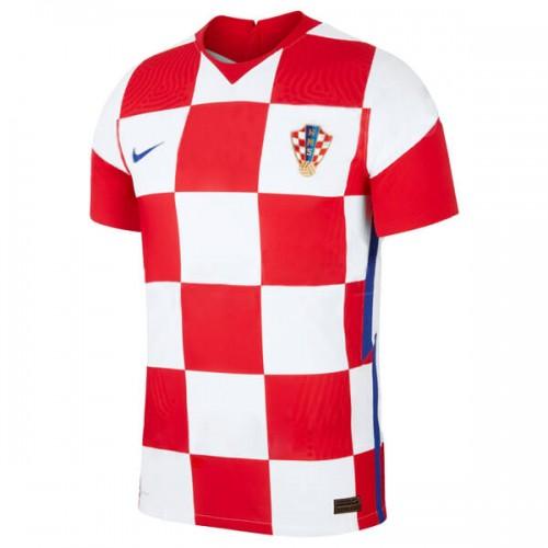 Croatia Home Football Shirt 2020