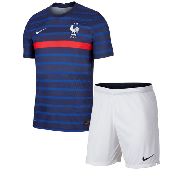 France Home Kids Football Kit 2020