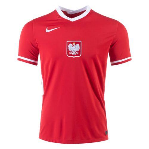 Poland Away Football Shirt 20 21