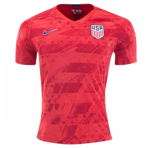 USA Away Soccer Jersey 2019