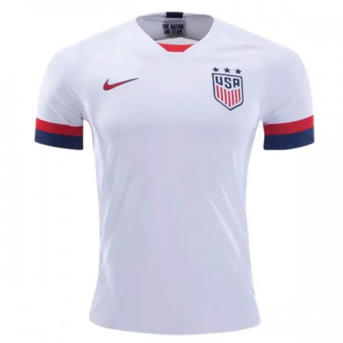 USA Home Soccer Jersey 2019