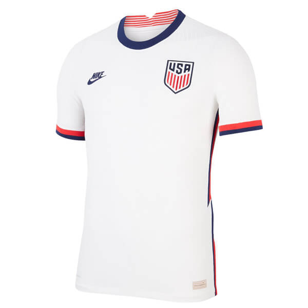 USA Home Soccer Jersey 2020