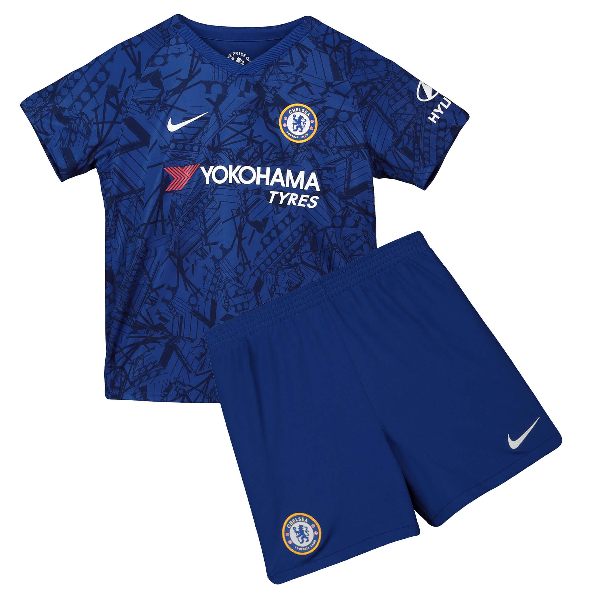 75b1dbbe3 Chelsea Home Kids Football Kit 19 20 - SoccerLord