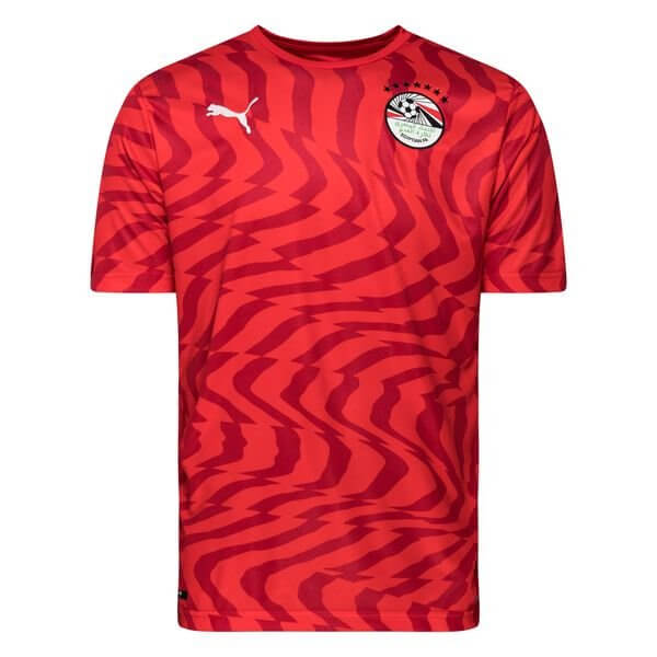 7d45a367249 Egypt 2019 Home Football Shirt - SoccerLord