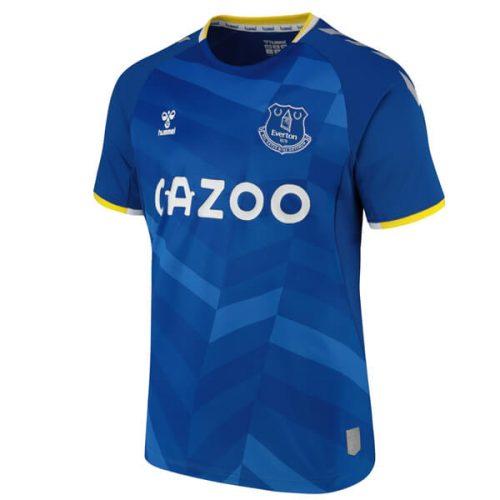 Everton Home Football Shirt 21 22
