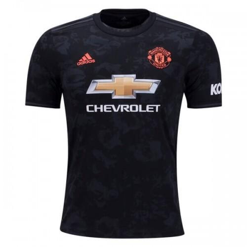 Manchester United Third Football Shirt 19 20