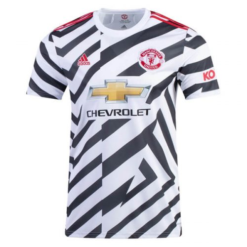 Manchester United Third Football Shirt 20 21