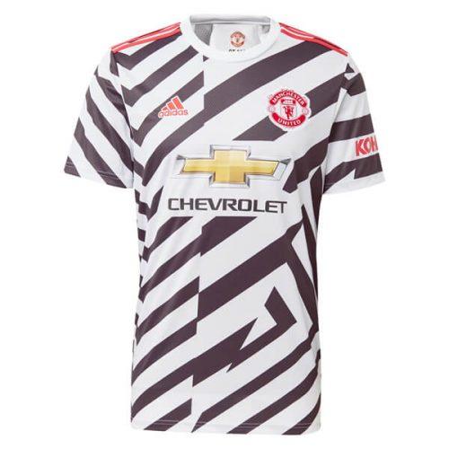 Manchester United Third Football Shirt 20 21