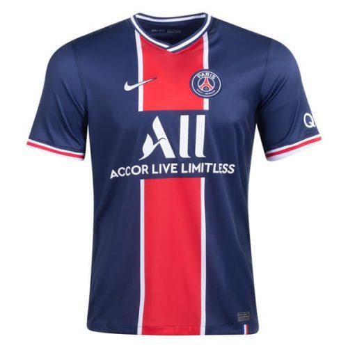 PSG Home Football Shirt 20 21