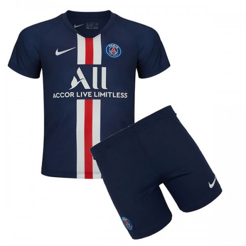 PSG Home Kids Football Kit 1920
