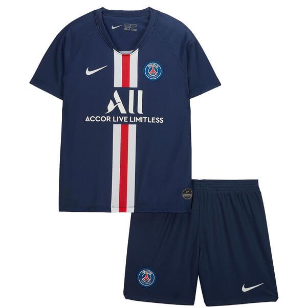 f92259f19 Paris Saint-Germain Home Kids Football Kit 19/20 - SoccerLord
