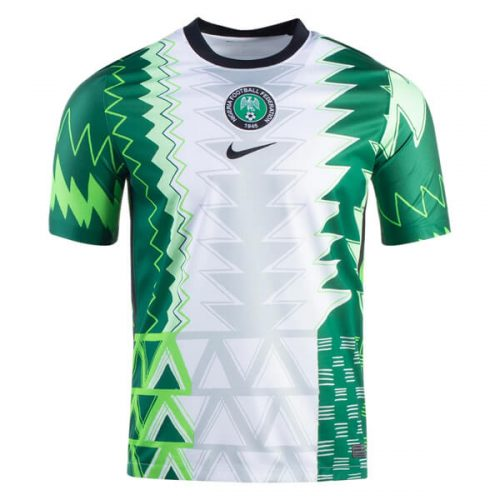 Nigeria Home Football Shirt 20 21