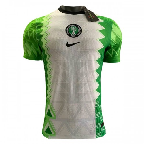 Nigeria Home Football Shirt 2020