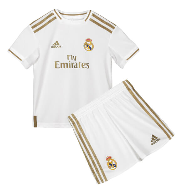 f56b910ed84 Real Madrid Home Kids Football Kit 19/20 - SoccerLord