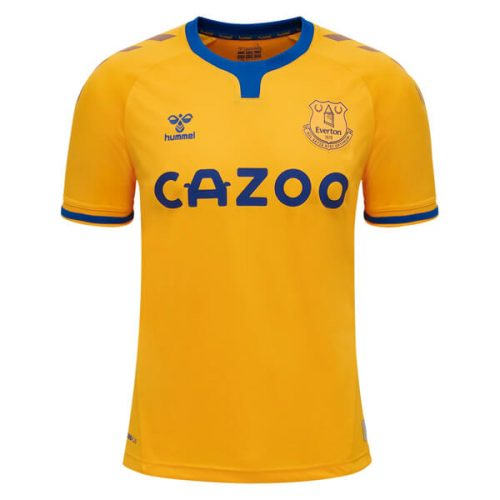 Everton Away Football Shirt 20 21