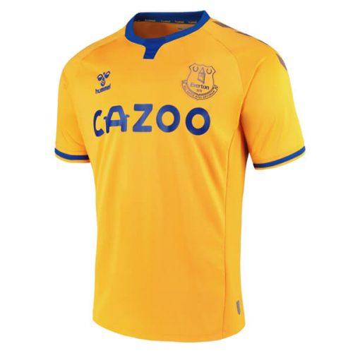 Everton Away Football Shirt 20 21