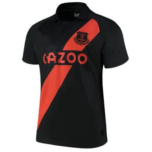 Everton Away Football Shirt 21 22