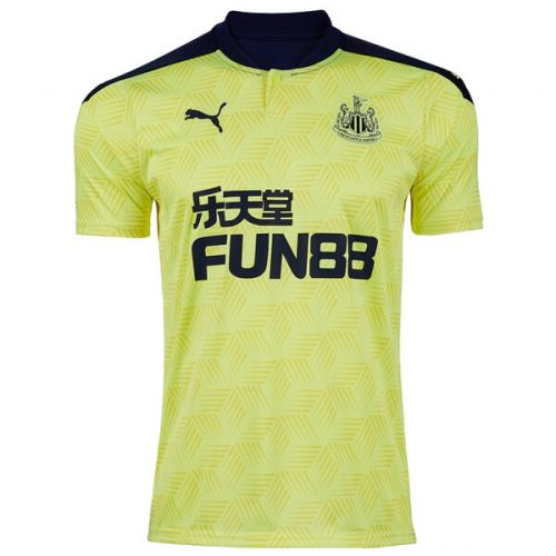 Newcastle Away Football Shirt 20 21