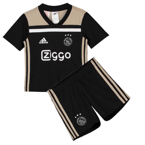 Ajax Away Kids Football Kit 18 19 - SoccerLord 4719b21c6