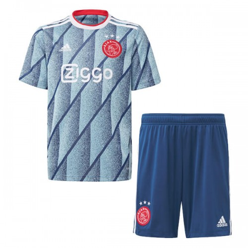 Ajax Away Kids Football Kit 20 21