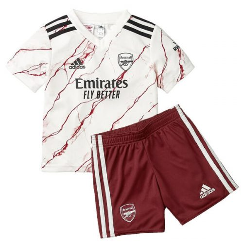 Arsenal Away Kids Football Kit 20 21