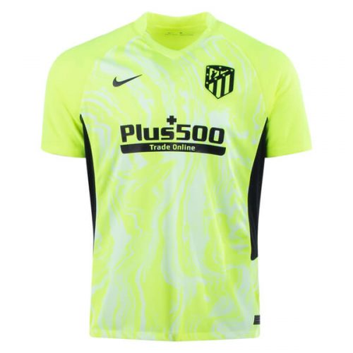 Atletico Madrid Third Football Shirt 20 21