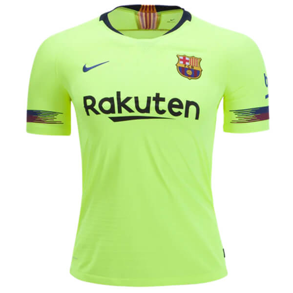 857318b79 Barcelona Away Player Version Football Shirt 18 19 - SoccerLord