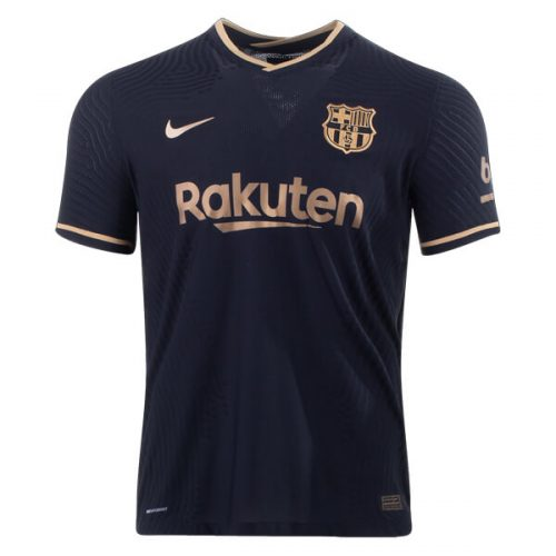 Barcelona Away Football Shirt 20 21 - Player Version