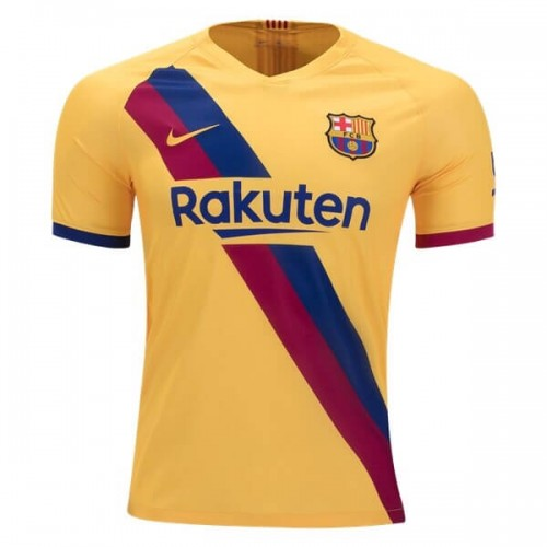 Barcelona Away Player Version Football Shirt 19 20