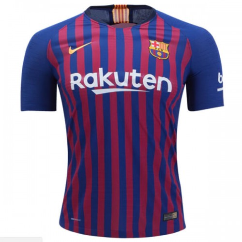 Barcelona Home Football Shirt 18 19 - Player Version