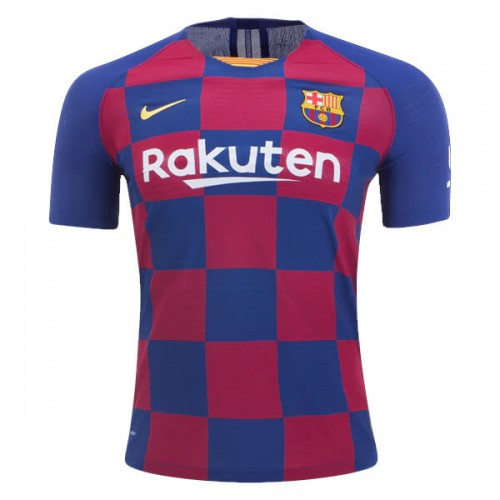 Barcelona Home Football Shirt Player Version 19 20