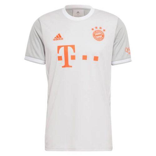 Bayern Munich Away Football Shirt 20 21 - Player Version