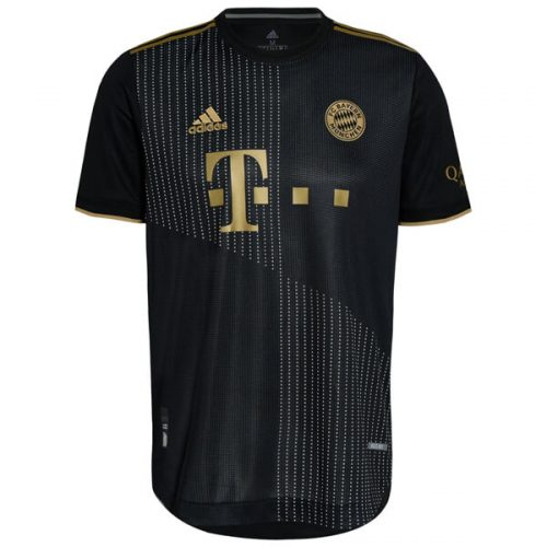 Bayern Munich Away Player Version Football Shirt 21 22