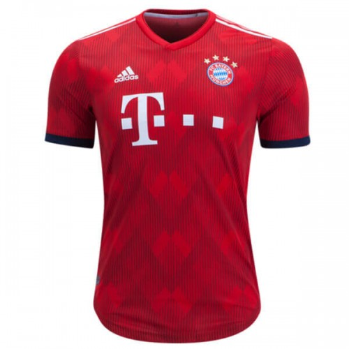 Bayern Munich Home Football Shirt 18 19 - Player Version