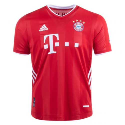 Bayern Munich Home Football Shirt 20 21