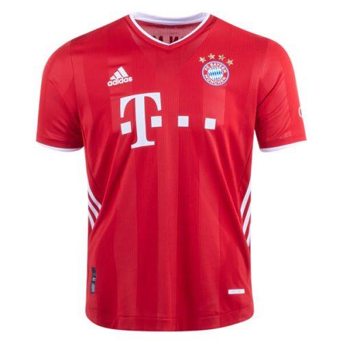 Bayern Munich Home Football Shirt 20 21
