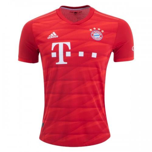 Bayern Munich Home Football Shirt Player Version 19 20