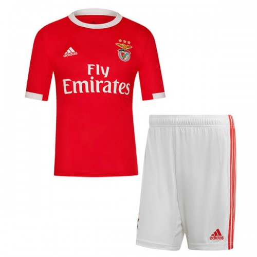 Benfica Home Kids Football Kit 1920