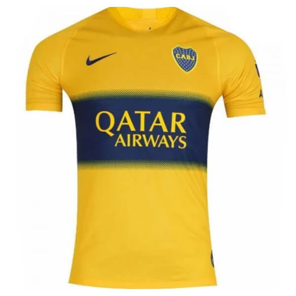 watch 0f875 4b739 Boca Juniors Away Soccer Jersey 19/20