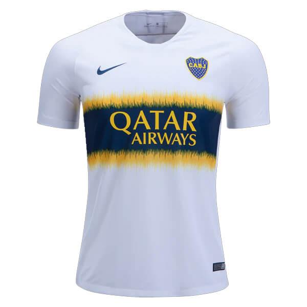 d403baa613f Boca Juniors Away Soccer Jersey 18 19 - SoccerLord
