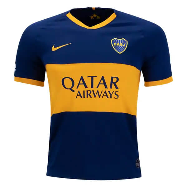 the best attitude 81aab aaa49 Boca Juniors Home Soccer Jersey 19/20