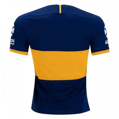 Boca Juniors Home Soccer Jersey 19 20